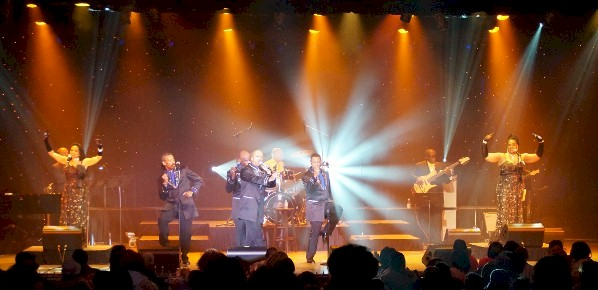 Shadows of the 60s Tribute to The Four Tops