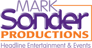 Mark Sonder Productions Entertainment Agency Logo 540-636-1640