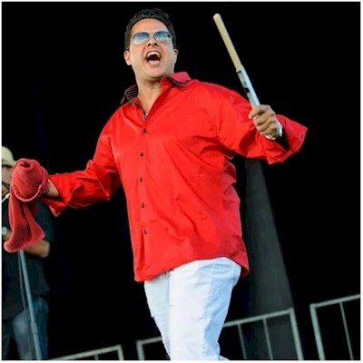 Tito Puente Jr in The Latin Explosion